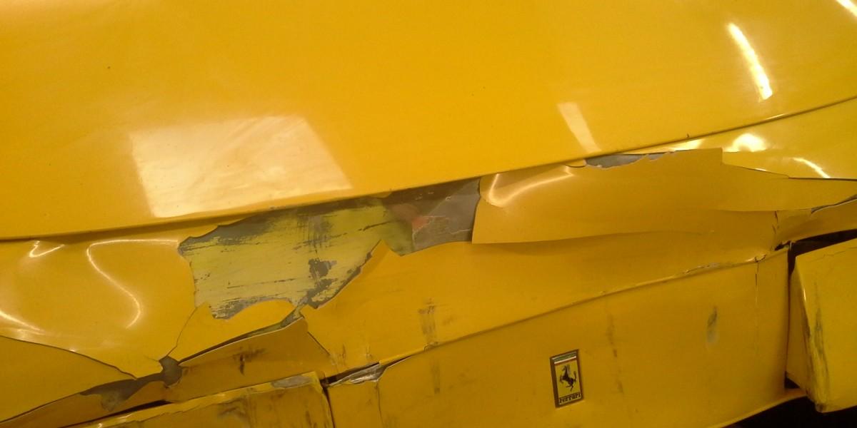 Unfall Detailbild