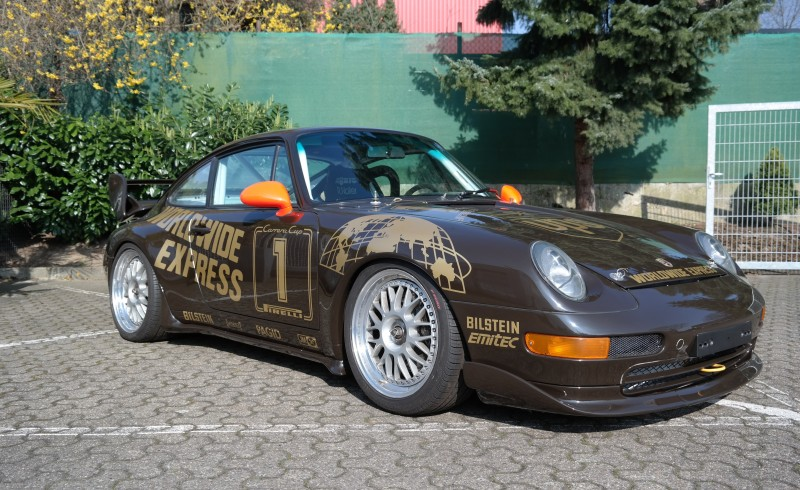 993 911 CUP